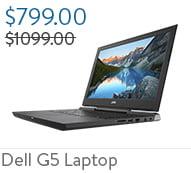 "Dell G5 15.6"" i5/1060 Gaming Laptop"