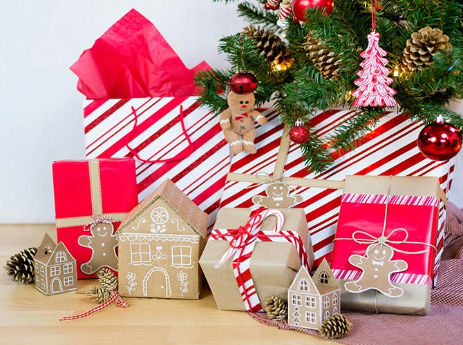 6 Easy Holiday Gift Wrapping Ideas - Walmart.com