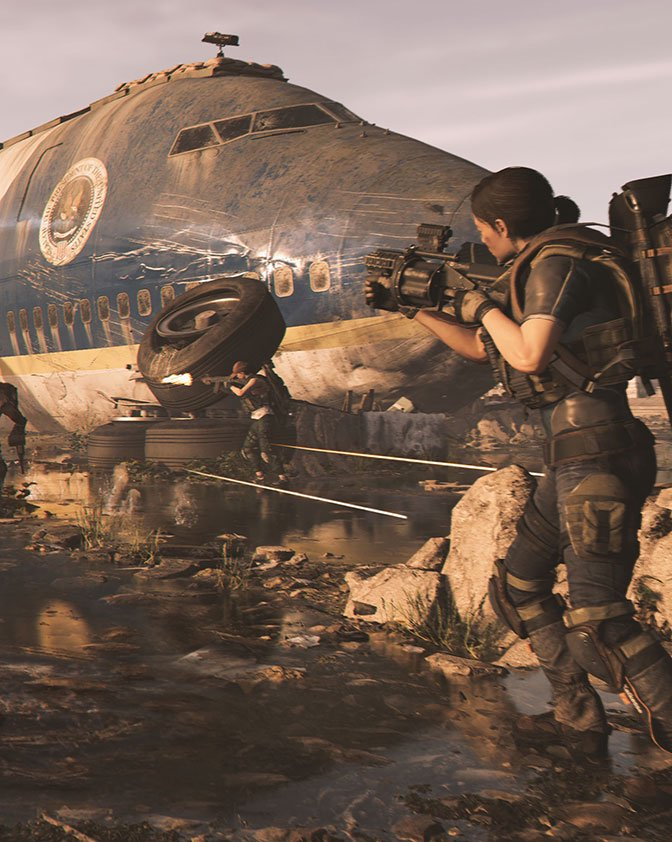 Tom Clancy's The Division 2 on Xbox, Playstation & PC
