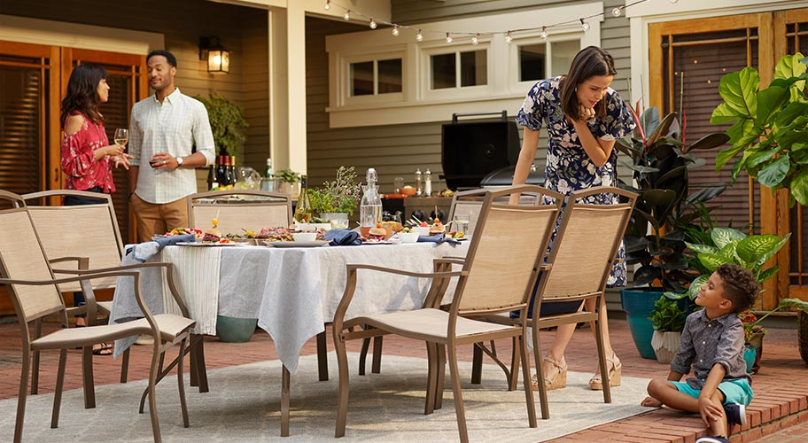 Patio Furniture Savings. Outfit Your Outdoors With Super Affordable Accent  Chairs U0026 Patio Sets