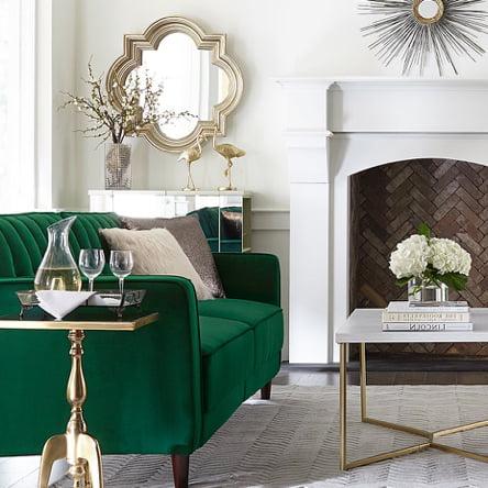 Wondrous Shop By Style Glam Walmart Com Machost Co Dining Chair Design Ideas Machostcouk