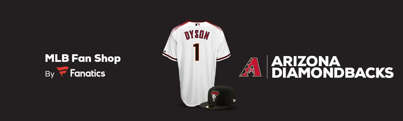 huge selection of 9c5a3 b5fab Arizona Diamondbacks Team Shop - Walmart.com