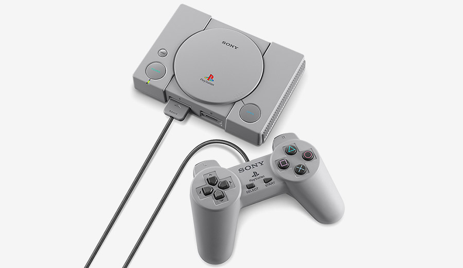 PlayStation Classic hardware and controller