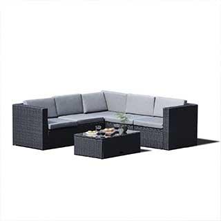 Wicker patio furniture  sc 1 st  Walmart & Patio Furniture - Walmart.com