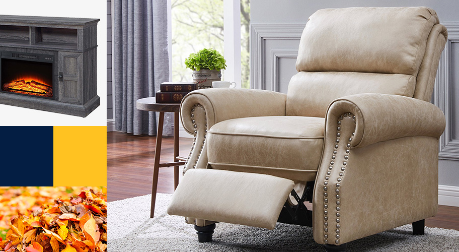 Shop the savings center to save big this fall on all your favorite items for home. Get low prices on furniture like sofas, chairs, media centers, and more. Cozy movie nights and holiday gatherings just got better.