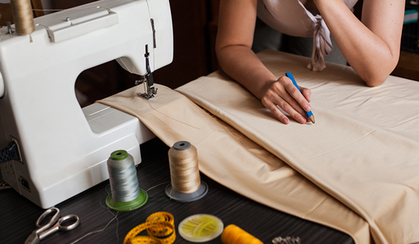 Sewing machine starter kits and everyday essentials