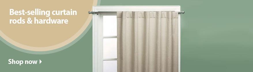 Curtains & Window Treatments - Walmart.com