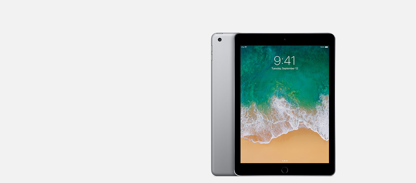 Shop iPad 5th generation, starting at $249