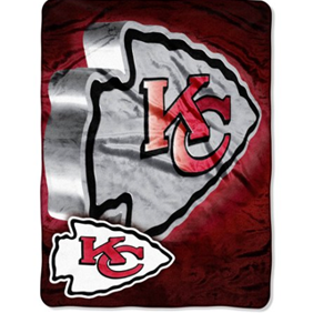 Kansas City Chiefs Bedding & Blankets