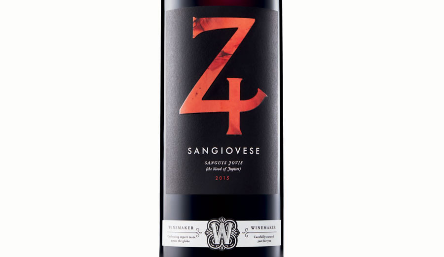 Winemakers Selection Sangiovese