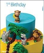 Tremendous Cakes For Any Occasion Walmart Com Personalised Birthday Cards Veneteletsinfo