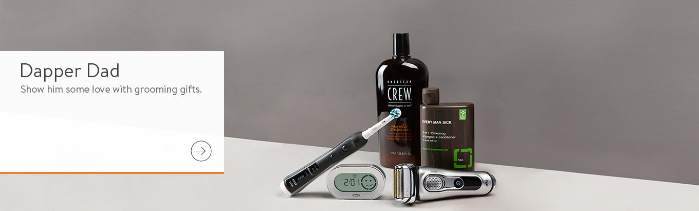 Father's Day Grooming Gifts
