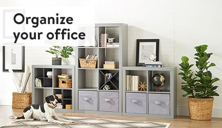 Storage & Organization - Every Day Low Prices | Walmart.com