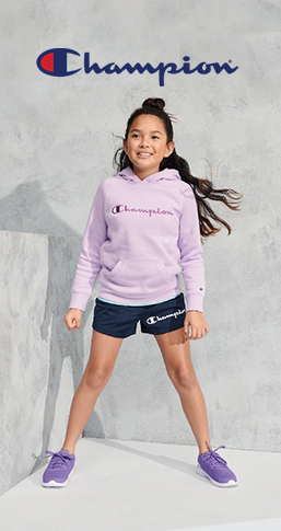 Champion. Iconic activewear and athleisure for all. Shop kids'.