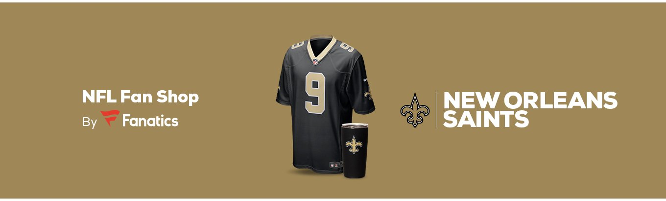 33a983a90 New Orleans Saints Team Shop - Walmart.com