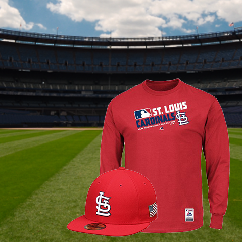 68ff0a450 St. Louis Cardinals Team Shop - Walmart.com