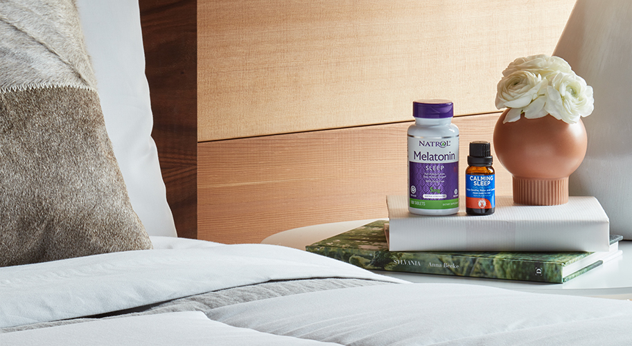 Rest Easy. See must-haves for a good night's sleep.