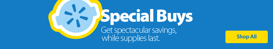 Special Buys - Electronics - Category level - shelf header - 2.22.16