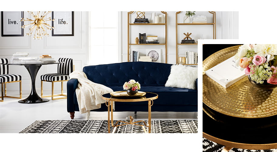 A Glam Furniture And Decor Page