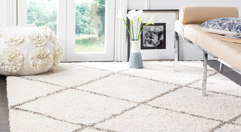 Put High Fashion Underfoot With A Glam Rug Your Floors