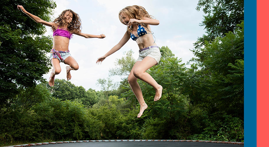 More Hang Time. Boost your backyard fun with friends and family with big savings on trampolines, outdoor games & more.