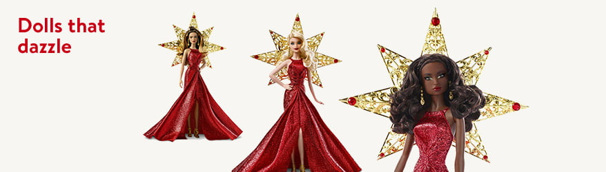 Dolls that dazzle