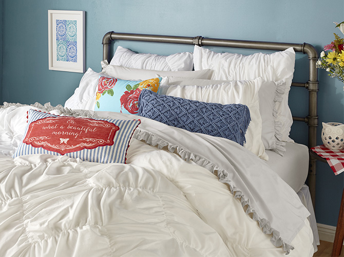 Mix Match And Make It Your Own The Pioneer Woman Bedding