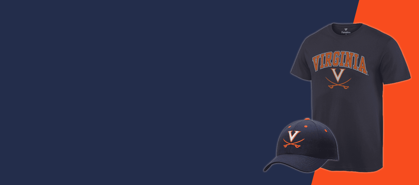 on sale b0160 542ba Virginia Cavaliers Team Shop - Walmart.com