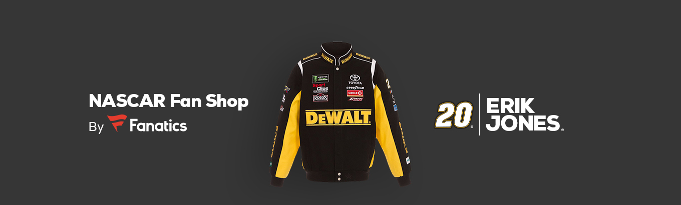 Erik Jones Fan Shop