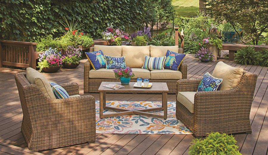 Tips for choosing the perfect patio furniture
