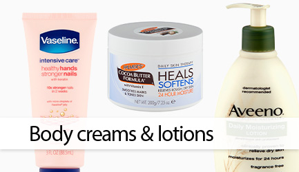 Shop body lotion