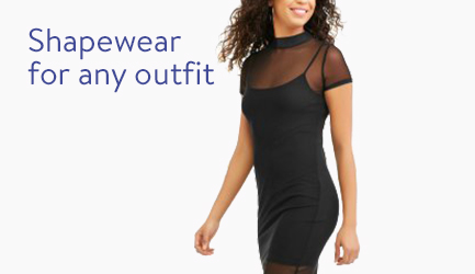 Shapewear for any outfit