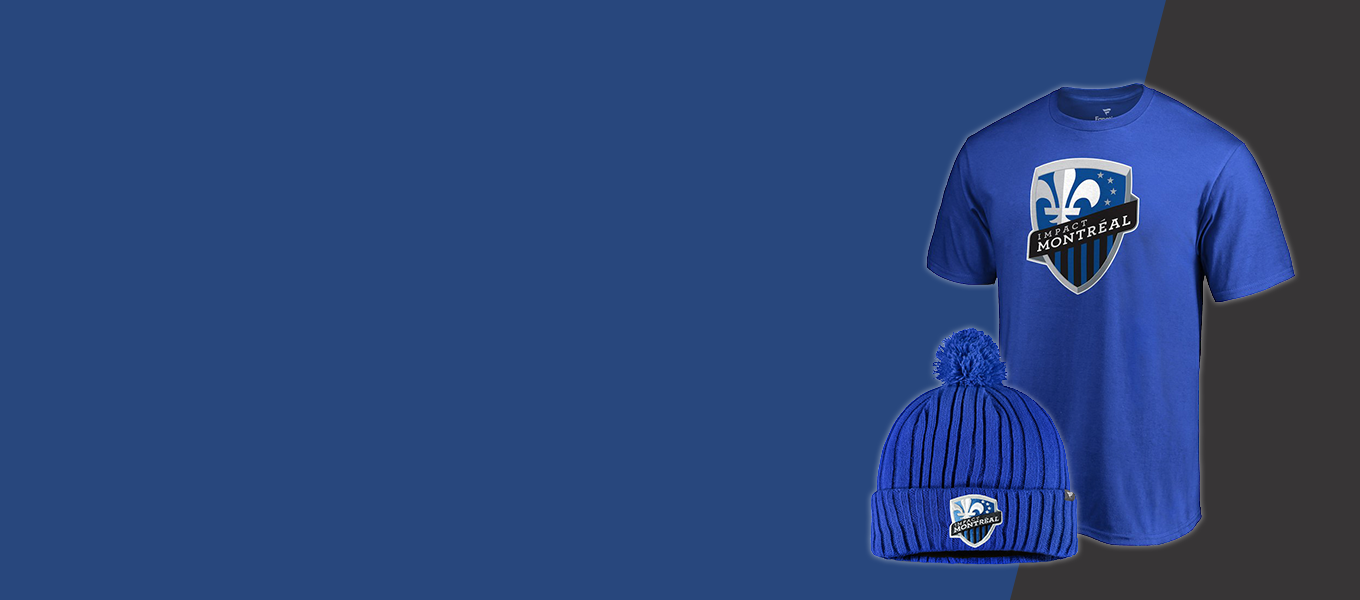 Montreal Impact Team Shop