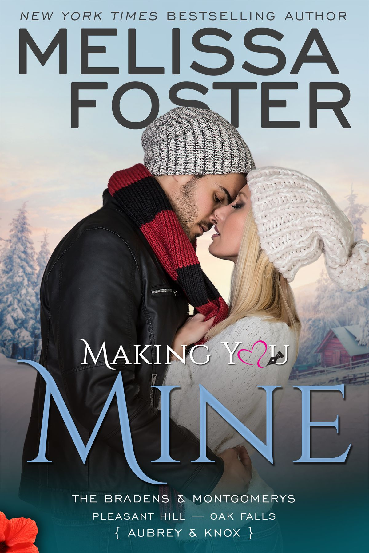 book cover making you mine
