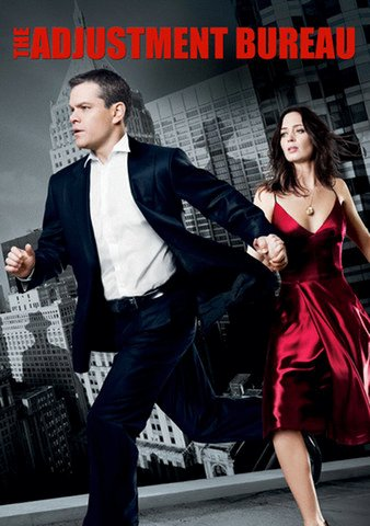 Top 10 sci fi movies that will make you think - The adjustment bureau streaming ...