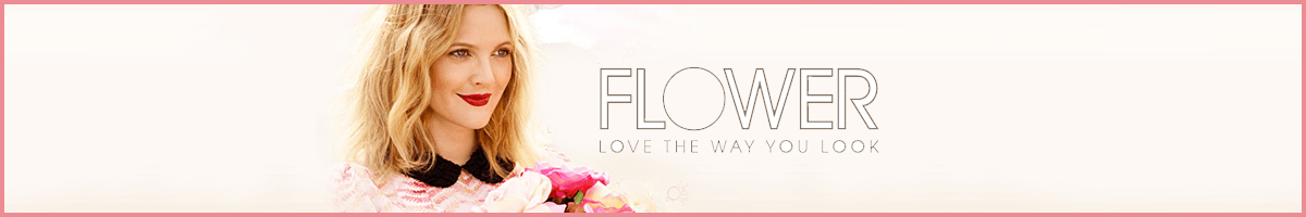 Flower browse shelf banner