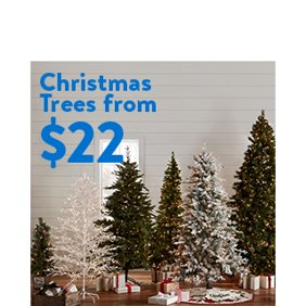 Christmas Trees from $22: Christmas Tree Deals