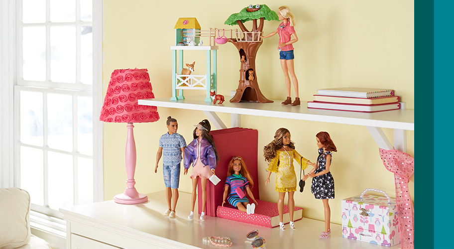 Toys For Girls Walmart