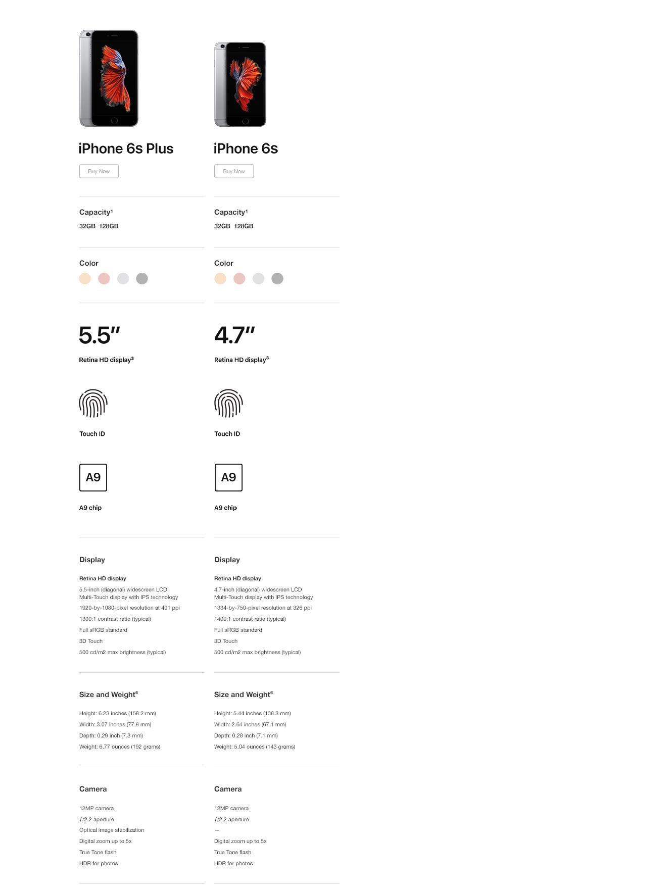 Shop Now iPhone  6 & 6 Plus