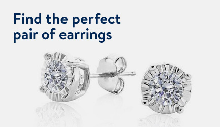 Find the perfect pair of earrings.