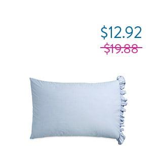 Ruffle Pillowcase set