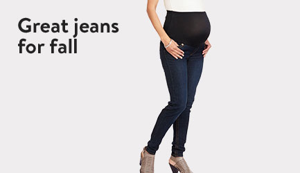 Great jeans for fall