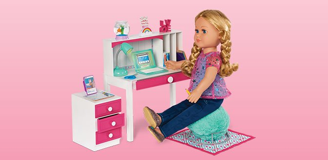 Shop My Life As doll furniture.