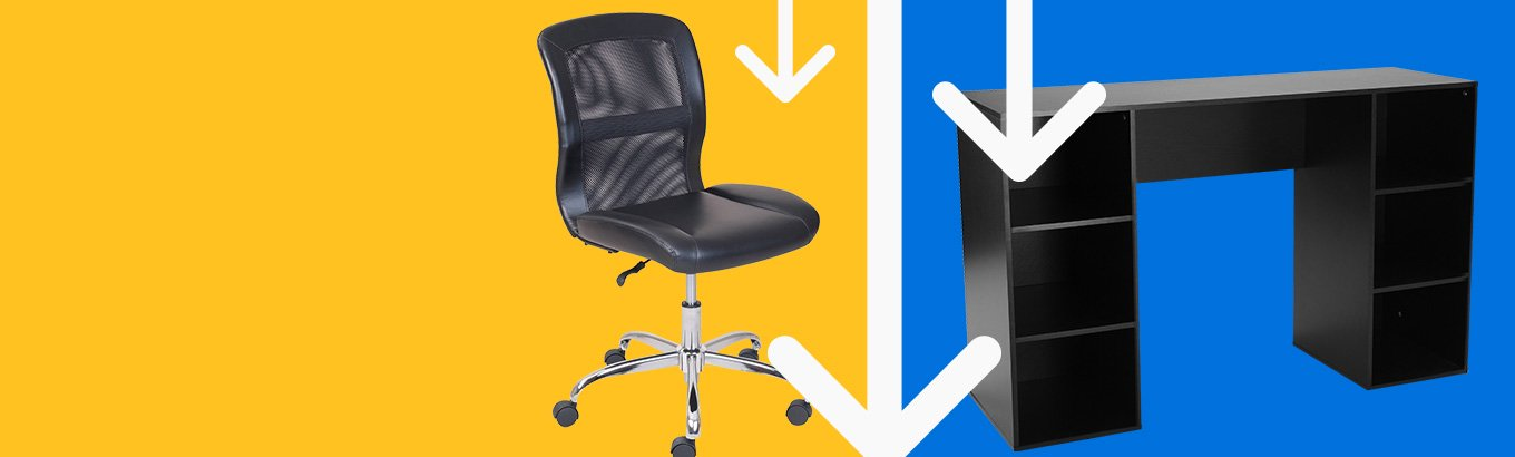 Savings spotlight. Save on home office. Low prices on desks, office chairs, and more. Shop now
