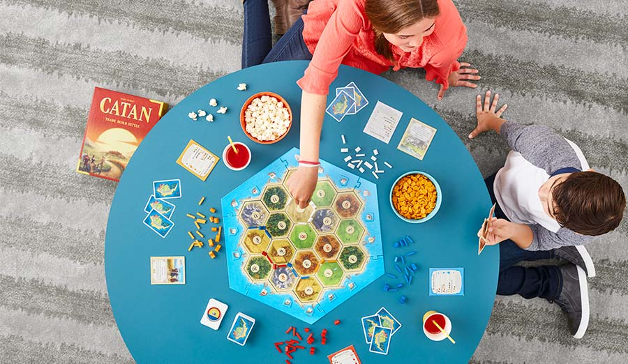 Games for Keeping the Kiddos Busy