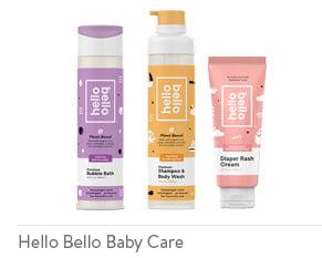 Hello Bello Baby Care