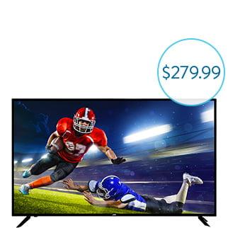 """JVC 55"""" 4K UHD LED TV"""