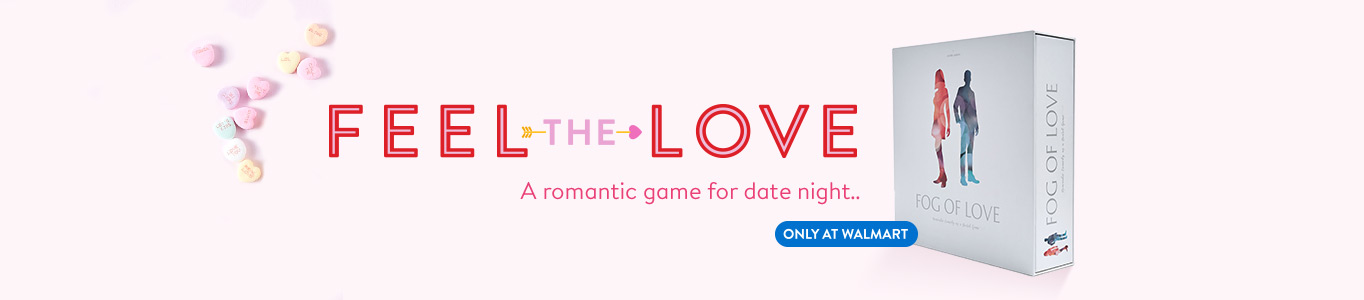 Feel the love this Valentine's Day. Play Fog of Love, a romantic game perfect for date night.