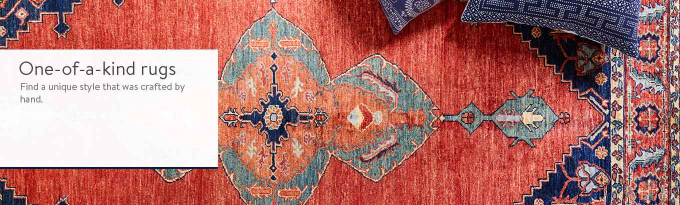 Shop One Of A Kind Rugs