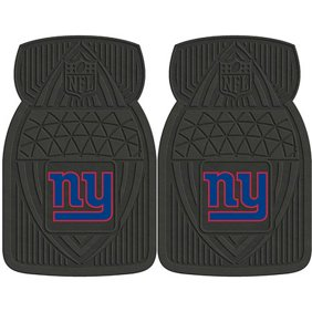 New York Giants Auto Accessories